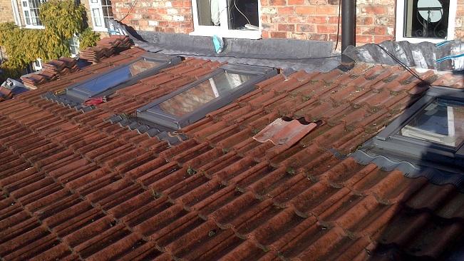 Flat Roofing Leeds Roofers