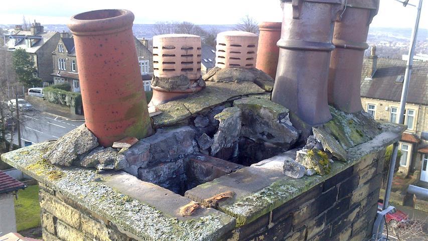 Chimney-Repairs